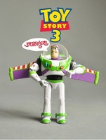 2014 Hot Sale Unisex  Free Shipping Toy Story 3 Buzz Lightyear A 6 Inch with Wings /new figure kid Toys/ Christmas Gift New Year
