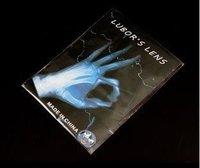 Wholesale-10pcs/lot, Paul Harris--Lubor's lens trick/Perspective distortion/magic tricks/magic prop/magic toys magic