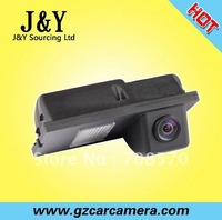 for LANDROVER Freelaner 2, DISCOVERY 3&4, mini and hidden, easy to instal backup vehicle camera JY-6592