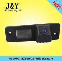for OPEL ANTARA, mini and hidden, 170 degree wide view angle rearview car camera JY-845