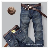 HOT sales! freeshipping men's jeans ,new designer fashion  casusal eans