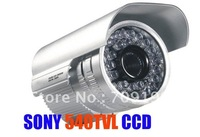 Waterproof 36 LED SONY 540TVL IR Color CCD CCTV Camera