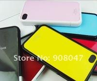 Free Shipping high quality City Hunter coloful casing for IPHONE 4/4S