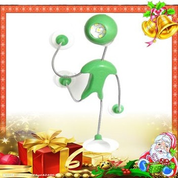 Free shipping, saucer man LED light cool design multi shape LED light TSL-002 desk lamp