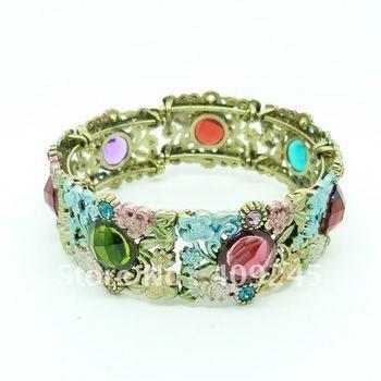 colourful cuff bracelet,arm bracelet bangle,factory price,high discount