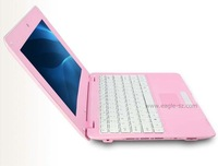10 inch netbook VIA 8850 1.5Ghz 512MB RAM 4GB ROM Android 4.1 Notebook PC WiFi 0.3MP Camera Mini laptop Free Shipping
