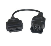 free shipping toyota 17 pin OBD2 Adaptor Cable