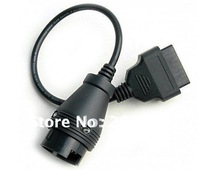 freeshipping Adapter Cable Mercedes Benz 38 Pin to 16 Pin OBD OBD2