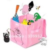 HOT SALE! Barbapapa&Barbamama Folding collecting box ,many colors you can choose