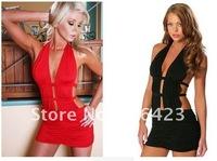 Коктейльное платье Women Sexy Black Sequin One-Shoulder Slim Hip Mini Dress Clubwear Bodycon Party Club wear Dresses moban 8824