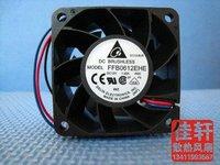 Original Delta 6CM Cooling fan 6038 12V 1.2A FFB0612EHE Fan violence Cooling Fan