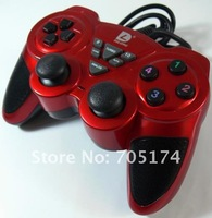 Dilong USB singles game Handle with ultrastrong shake console/computer console PU305
