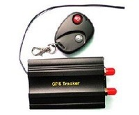 QUAD BAND GPS tracker Supports the remote control,Real-Time GSM/GPRS Tracking Vehicle Car GPS Tracker 103B