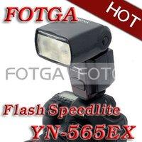 Wholesale YN-565EX Flash Speedlite for Canon 600D 450D 550D 1100D 40D 50D 60D Camera!