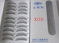 wholesale price 100 boxes Mixed Style Black false eyelashes xos#