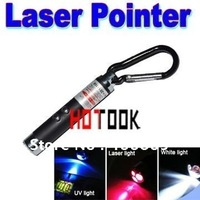 лазерная указка Dropship! Hot Sale USB RF Wireless Laser Pointer Pen Presenter with Leather Case