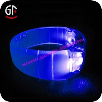 Night glow bracelet promotional gift