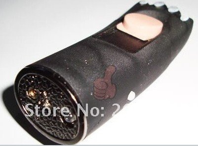 wholesale 10pcs/lot free shipping New Arrival CAT PAW NOVELTY LIGHTER Butane Claw Flame Cigarette(China (Mainland))