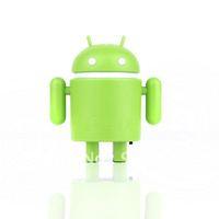 Hot Sale ! Brand New Mini Android Speaker w/ Micro SD/ TF Slot / USB Flash Drive for MP3 Green Multimedia Speaker