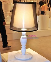 Hot Selling Free Shipping Clasica Table Lamp,Creative Fashion Modern Table Fixture White
