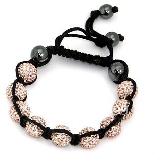 Snapping Up Free Shipping  Wholesale Factory Direct  Exquisite Various Type&color Shamballa Bracelet