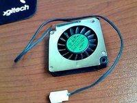 ADDA Antiquity AB4512HX-GD0 12V 0.20A Cooling Fan