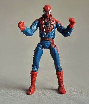 Free shipping 2014 kid MARVEL comic book hero Spider-Man/boy girl figures toys/hot sale Christmas gift / New Year gift