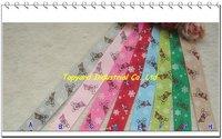 Hot Sell Merry Chritmas Ribbon 16 mm Christmas Bear Belt Free Shipping