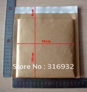 E6 50 Pcs Kraft Bubble Mailers Padded Envelopes Bags