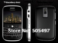 Refurbished Original Unlocked BlackBerry Bold 9000,GSM,GPS,WiFi,QWERTYwhite and black colours in stocks