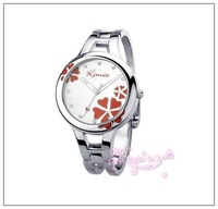 Наручные часы High quality Simple design Eyki watches Men's wristwatch women Leather elegance dress watch 1 year warranty 6pairs/lot W8410