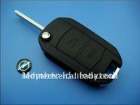 Good quality Opel 2 button flip modified remote key blank