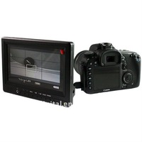 """New arrival! 7"""" YPbPr Monitor HDMI in & out + AV input"""