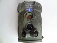 night vision video camera/infrared hunting camera supporting 32G