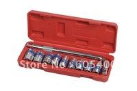 10 sets of socket wrench sleeve tool set