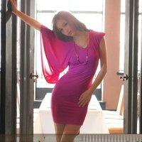 N8463 2011 hot sale fashion lady dress