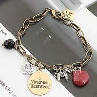 Factory directly-sale antique brass Inspiration bracelet jewelry MOQ 6pcs Free-shipping