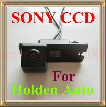 Free Shipping!! Holden Commodore FOR CCD SONY CAR REAR VIEW REVERSE BACKUP PARKING CAMERA