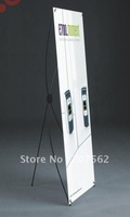 One Off X-Banner Stand; Advertising X Banner Stand; Aluminum&Fiber X-Banner Stand; Advertising Equipments S-X11C