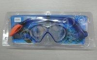 100% Hot-Sale Mask And Snorkel Set