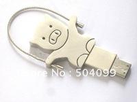 Hot! Free Shipping!! Wholesales 2GB 4GB 8GB 16GB  Metal USB Flash Drive