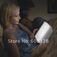 LightWedge Book Light  Wholesale DHL Free Shipping Panel LED Book Light 100pcs/lot Paperback book light