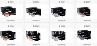 Wholesale Brand new sunglasses sunglass/comes with box,tags,cleaning cloth free shipping Glasses 001