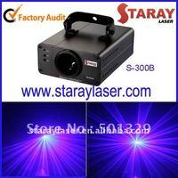 300mw blue laser beam show