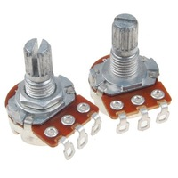 10set 250K Volume Tone pots Potentiometer for Electric Guitar