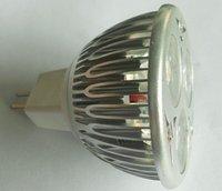 MR16 LED spotlight,3*1W,DC12V input