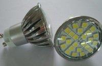 GU10 SMD LED spotlight,24pcs 5050 SMD LED,4.5W
