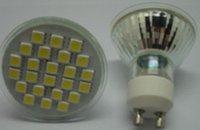 GU10 SMD LED spotlight,24pcs 5050 SMD LED,4W