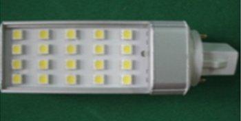 5W G24/E27 LED bulb,20pcs 5050 SMD LED,AC110V/220V input