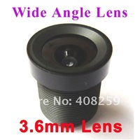 """3.6mm 92 Degrees Wide Angle Focal CCTV IR Board Lens Fixed for 1/3"""" and 1/4"""" CCD Camera"""
